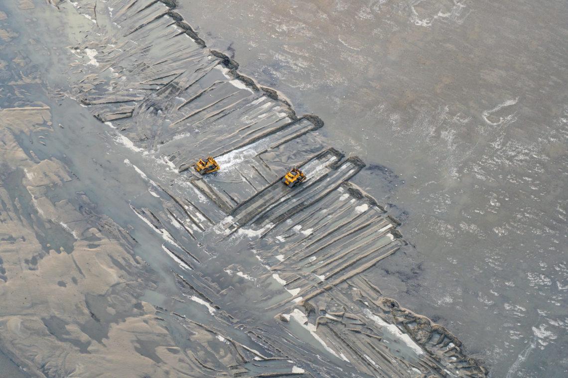 Boskalis vroeg Lievens om voor de Zandsuppletie Roggenplaat het strategisch omgevingsmanagement uit te voeren.
