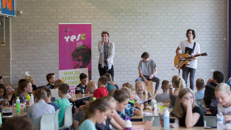 YESC PEER Ostrea Goes - Communiceren over het klimaat met jongeren